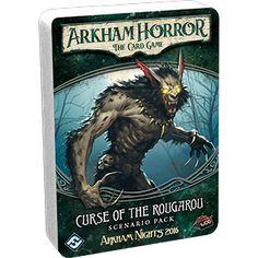 Fantasy Flight Games - Arkham Horror: The Card Game- Curse of the Rougarou #FFGAHC09