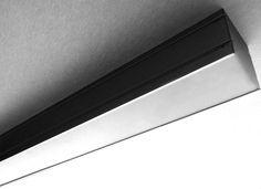 Luminária industrial linear LED