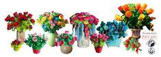 Bouquets réalisés depuis 2010 - Tous droits réservés