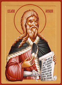 4/09 - Saint Elijah, icon Cyprus, Saints, Writing, Movie Posters, Old Testament, Film Poster, Being A Writer, Billboard, Film Posters