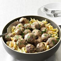Recipe: Mom's Swedish Meatballs ~