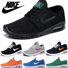 0d3053d1593 Nike SB Stefans Janoskis Max shoes 2016 New Design Women s Men s 100% Top  Quality Sale