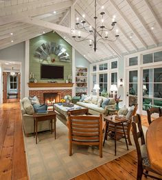 great room | M. Barnes and Co.