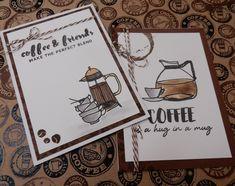 Altenew Coffee Love | Altenew Coffee Talk | Altenew Coffee Ring Stamp Sets