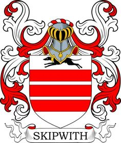 Skipwith Family Crest and Coat of Arms