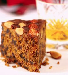How To Make A Dundee Fruit Cake