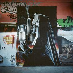 Jeaze Oner, #streetart in Montpellier