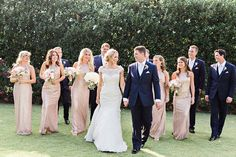 Get the Look – Bridesmaids Fashion | Gowns Available at Prim | Kristen Edwards Photography | Meg Guess Couture Bridal & Boutique | Lexi Faught Hair & Makeup | Coles Garden Wedding and Event Center #bridesofok #wedding #bridesmaids