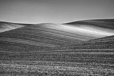 Earth (Palouse) black & white photo by Jon Glaser