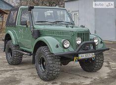 Украинец переделал Toyota Land Cruiser в ГАЗ-69 | ТопЖыр