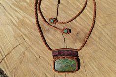 Check out this item in my Etsy shop https://www.etsy.com/listing/486076253/ruby-fuchite-handmade-cavandoli-macrame