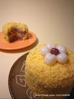 더블 고구마 떡케이크 (rice cake) : 네이버 블로그