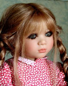Love this Annette Himstedt Doll, Anna!
