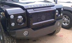 Defender bumper