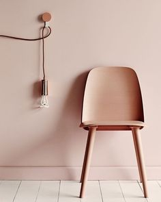 Dulux Colour of the Year Add Copper Blush to Your Home Eames Design, Color Inspiration, Interior Inspiration, Interior Ideas, Pale Dogwood, Murs Roses, Copper Blush, Copper Rose, Copper And Pink