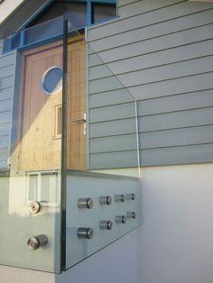 Veon Glass | Bespoke Structural Glass Solutions – Frameless glass balustrade, Polzeath, Cornwall