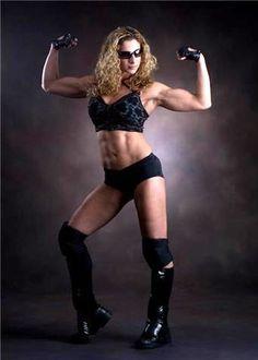 Indy female wrestler Danyah…