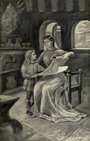 Osburh , Queen of Wessex. Wife of King Aethelwulf.Parents of Alfred the Great…