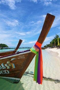 ✮ Sunrise Beach Koh Lipe South Andaman Coast - Thailand