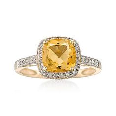 My birthstone! Actually looks pretty here