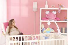 A importância do quarto do bebê para a mãe