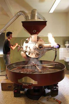 #coffee #roaster