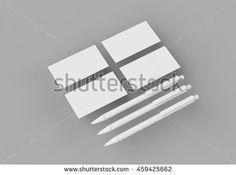 "augustos's ""Stationery mockup"" set on Shutterstock"
