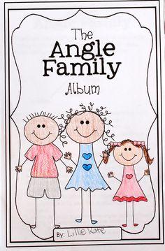 Angle Activities: The Angle Family Album