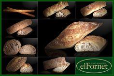 Pan Nature: En su elaboración sólo intervienen ingredientes naturales y su cocción es en horno de piedra y esto se nota también en su excelente sabor y aroma. Son panes muy saludables de excelente digestión gracias a su larga y lenta fermentación