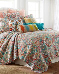 Paisley Print Luxury Quilt