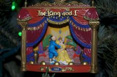 "the King and I - it plays ""Shall We Dance?"""