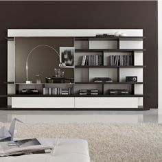 Odion Free Standing TV/Wall Storage #2