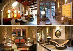 Mercado Moderno: a casa do design   @memobrasil #design vintage, #decoração