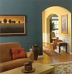 1000 images about open floor plan paint colors on pinterest open floor plans yellow walls. Black Bedroom Furniture Sets. Home Design Ideas