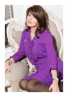 Lolita Lempicka, Fashion Designer & Perfume Creator FRA