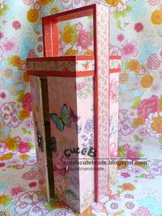 Don't throw away your CNY gift box, you can refinishing CNY with decoupage technique  (as our picture shown). You can learn it now!  For class information, please contact us at cuteb1225@yahoo.com or 012-3286 792