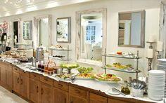 MYKONOS PARADISE HOTEL, Halkidiki hotel Paradise Hotel, Mykonos, Kitchen Island, Table Settings, Home Decor, Island Kitchen, Decoration Home, Room Decor, Place Settings