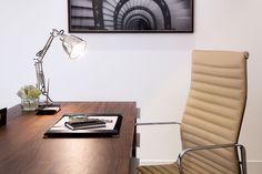 Luxury Study Rom | JHR Interiors