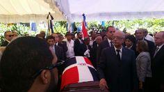 PRSD rinde honores a su presidente Hatuey De Camps - El Dia.com.do