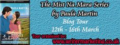 It's day two of Paula Martin's blog tour, and she's talking historical research for contemporary novels: