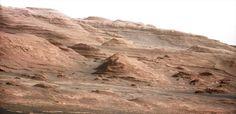 Curiosity : le mont Sharp dans le viseur