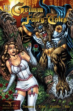 Grimm Fairy Tales (2005) Issue #13 - Read Grimm Fairy Tales (2005) Issue #13 comic online in high quality