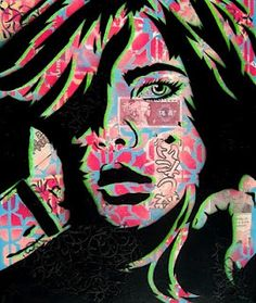 An interview with the New Jersey graffiti stencil artist, PaperMonster. Find out about the artist behind PaperMonster. Graffiti Art, Stencil Graffiti, Stencil Street Art, Stencils, Stencil Art, Stencil Templates, Art And Illustration, Pop Art, Urbane Kunst
