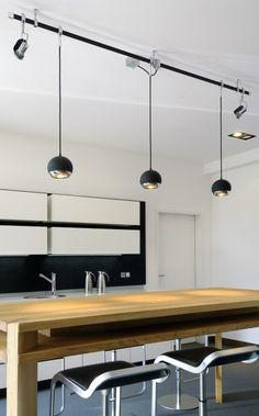 Track Pendants & Cool Track Lighting for a kitchen... u2026 | Lightingu2026