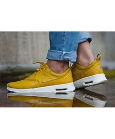 best service e4b76 c06cd Nike Air Max Thea Prm Citron Bronze Sale This summer style is very popular.