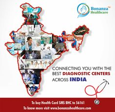 connecting you with the best diagnostic centers across India.
