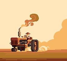 Tractor by Slynyrd