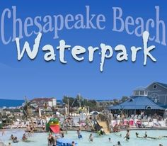 Tell us your Family Favorites and be entered to win tickets to Chesapeake Beach Waterpark.