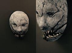 """mask - SYNDROME i"" by torvenius.deviantart.com on @DeviantArt"