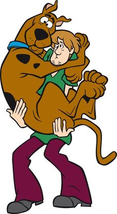 Scooby and Shaggy (Scooby-Doo) (c) Hanna-Barbera & Warner Bros. Classic Cartoon Characters, Drawing Cartoon Characters, Favorite Cartoon Character, Classic Cartoons, Character Drawing, Cartoon Art, Cartoon Charecters, Cartoon Character Tattoos, Cartoon Stickers